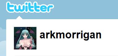 twitter arkmorrigan